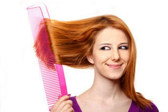 فوائد تسريح الشعر قبل النوم