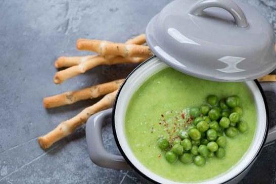 حساء البازلاء