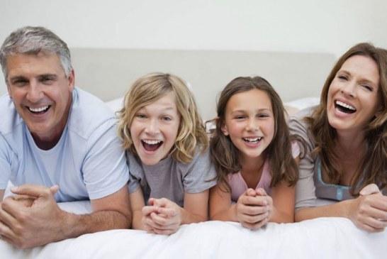 الزوج وسعادة الأسرة