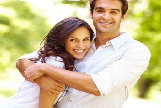 السعادة الزوجية