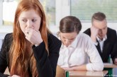 الامتحانات رغم القلق والخوف