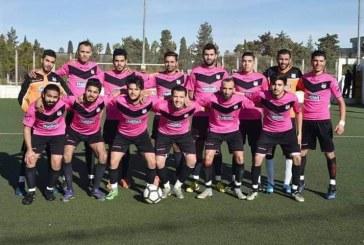 محمود سمير اول لاعب عربي ومصري يحترف في الدوري التونسي لكرة القدم المصغرة