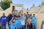 يوم الوفاء وتكريم الرموز بمركز شباب دنديط تحت رعايه العالمي جهاد جريشه