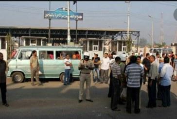 إلغاء تراخيص 6 سيارات أجرة خط شبين الكوم – منوف لإمتناعهم عن العمل