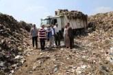 بالصور.. نقل القمامة من مقلب بركة السبع وسرعة الإنتهاء منه في المنوفية
