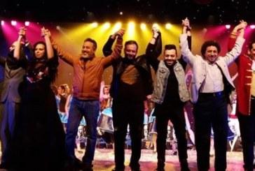 ناصرعبدالحفيظ بعدجائزة أحسن ممثل ثان بالمهرجان العربي يستعد للقومي