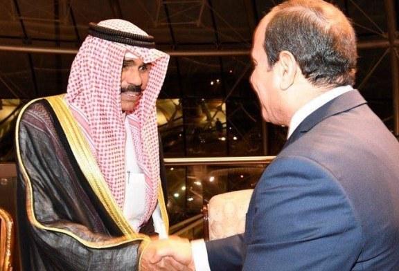 قائدٌ الاستقرارفي ضيافة قائد الإنسانية ثمن رجل الاعمال الكويتي محمد العنزي