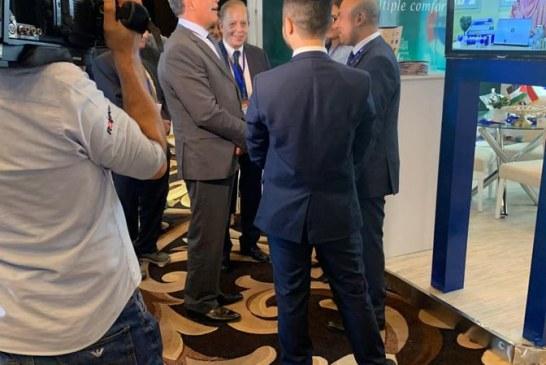 اوركيديا تشارك في فعاليات المؤتمر الدولي الرابع عشر لمجلس الشرق الأوسط وإفريقيا لطب وجراحة العيون بالاردن
