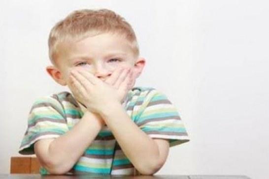 التلعثم عند الأطفال