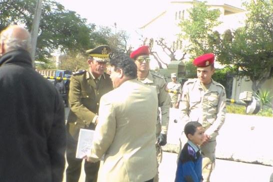 عيد الشرطة ال 68 عام هو يعد تخليدًا لذكري موقعة الاسماعيلية عام1952م