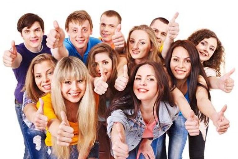الصداقة بين الجنسين عند الشباب