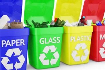 أصدقاء البيئة ( اعادة تدوير النفايات )