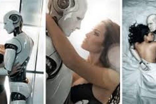 برمجة روبوت قادر على الوقوع بحب البشر