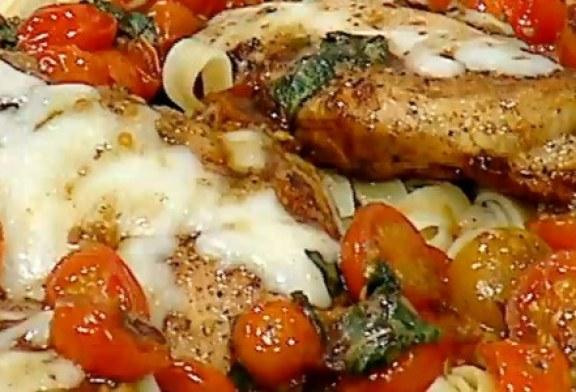 دجاج على الطريقة الايطالية