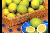كيف تمرضون و لديكم الليمون ،،، ؟؟