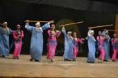 بالصور…استمرار فعاليات مهرجان الفنون الشعبية لليوم الثالث بثقافة المنيا