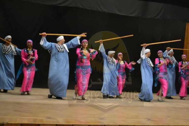 بالصور...استمرار فعاليات مهرجان الفنون الشعبية لليوم الثالث بثقافة المنيا