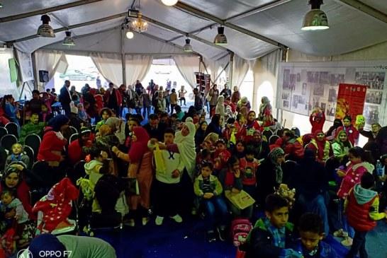 مؤسسة أنا إنسان تقوم باحتفالية لأولادنا ذوى القدرات الخاصة بمناسبة شهر التوعية