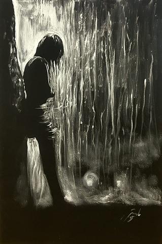 تعرفوا على المبدع و الفنان التشكيلي عبدالقادر بلبشير