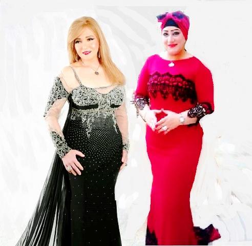 نجمة الغلاف الفنانة النجمة الجميلة /بهرة عنبر شقيقة الفنانة الرقيقة نهال عنبر والجديد عنها