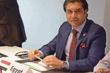رئيس الاتحاد المصري للميني فوتبول يواصل جولاته ويلتقي برئيس اتحاد الشركات لبحث التعاون