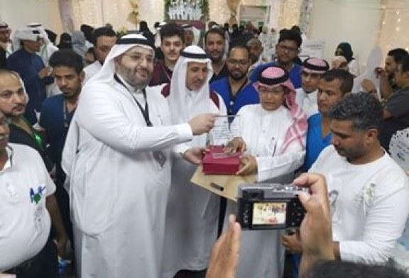 مستشفى الملك عبدالعزيز تطلق ٣٥ مبادرة في فعالية #تطوعي_صحة٣