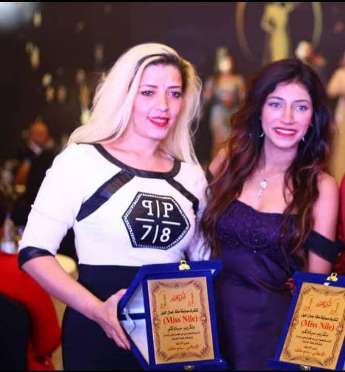 النجمه «ميساء» فى أهم المسابقات بمصر ((مسابقه))بنت النيل- Miss Nile وأهم أهدافها تنشيط السياحة بمصر