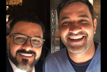 الفنان محمد رجب والفنان عمرو رجب يتألقان في مسلسل الاخ الكبير