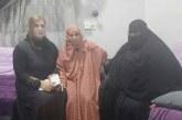 مواطنه سعوديه من ذوي الاحتياجات الخاصه تستضيف ١٧عامله في منزلها