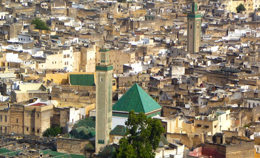 المغرب : فاس تحتضن فعاليات النسخة الثانية من المهرجان الدولي للفيلم بفاس