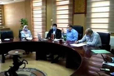 محافظ الشرقية يطالب رؤساء المراكز لمواجهة الشائعات والرد علي الأخبار الكاذبة