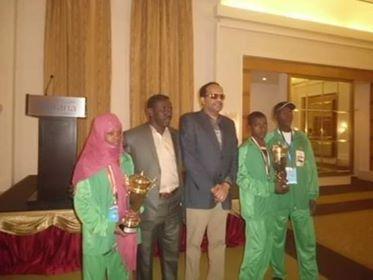 الخندقاوي الراعي الرسمي لاتحاد التاكندو السوداني