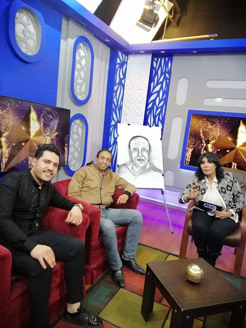 حسان العربي الآيفهات الفنيه هي سر شهرتي في المجال الفني والمزيكا هي اساس الفن المتكامل