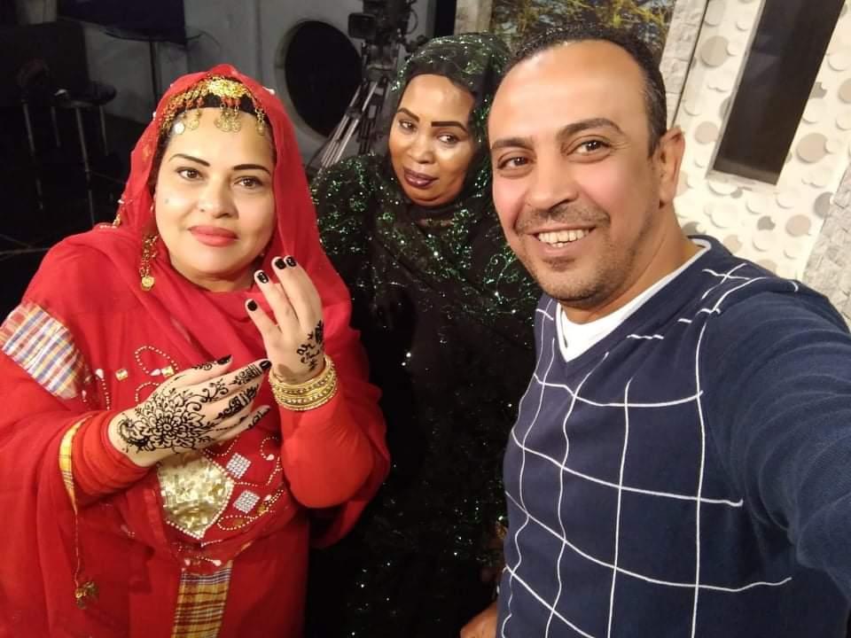 الفلكلور والتراث السودانى تقيمه مبادرة مصر والسودان ايد واحدة بقناه الزراعين