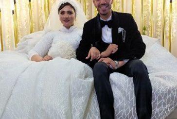 برنامج شعاع ضوء يتقدَّم بالتهنئة للأستاذ باسم سمير ؛بمناسبة زفافه اليوم على الآنسة شاهندة