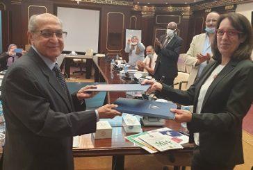 توقيع بروتوكول تعاون مشترك بين المجلس العربي للطفولة والتنمية وهيئة تير دي زوم في مصر