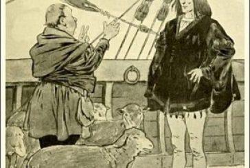 قصة لوحة خرفان بانورج