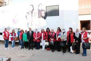 مؤسسة مصطفى السلاب تسضيف أندية الروتاري تفعيلاً لمبادرة (صحتك اهم )